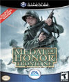 Medal of Honor Frontline on GameCube