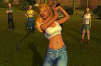 Outlaw Golf GameCube