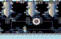Super Mario World: Super Mario Advance 2 Screen